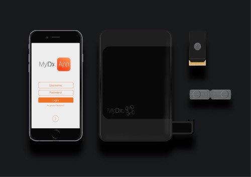 MyDx® Analyzer 2.0 + CannaDx™ Sensor Kit