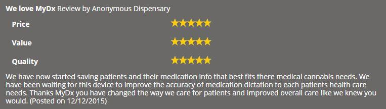 MyDx - Review - Reviews