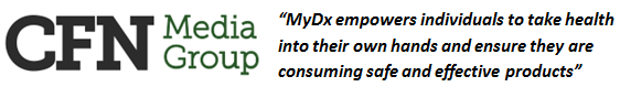 CFN Media Group - MyDx - Review - Reviews