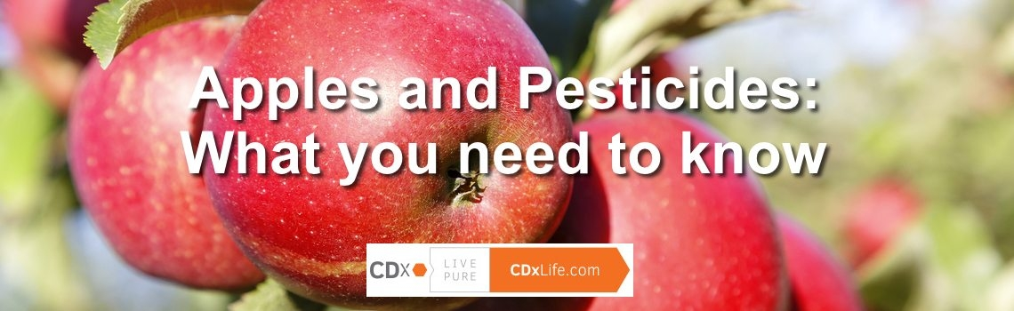 Apples and Pesticides: What you need to know