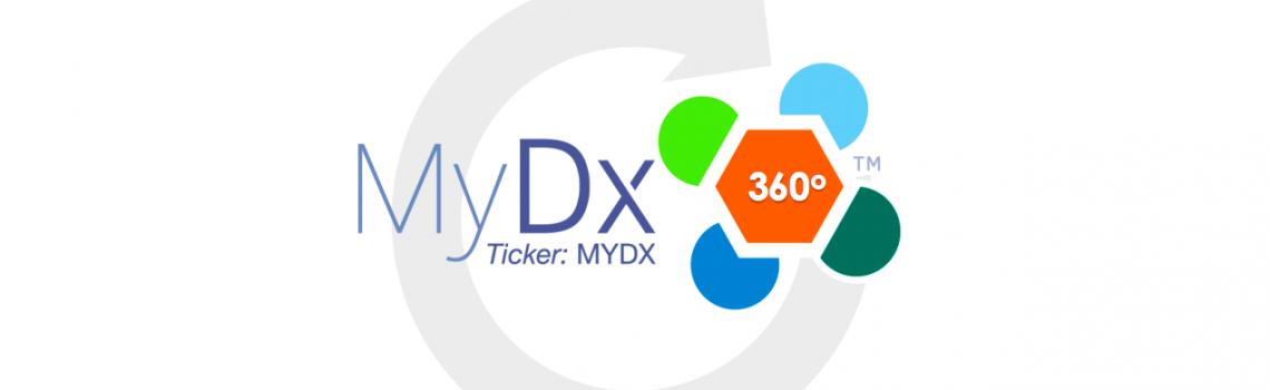 The MyDx One App!