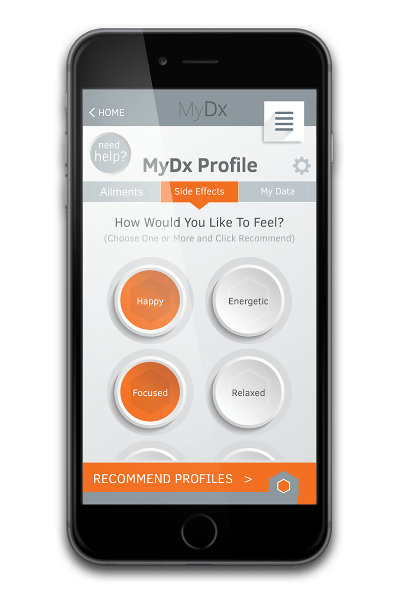 MyDx App | Total Canna Profile Information App - Free Download